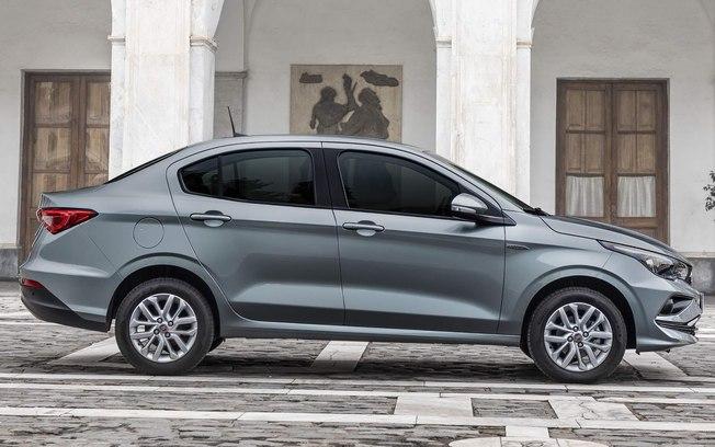 versao-fiat-cronos-drive Fiat Cronos Drive - Preço, Fotos, Ficha Técnica 2019