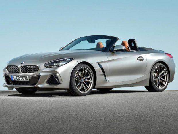 versoes-bmw-z4-e1553822036653 Nova BMW Z4 - Preço, Fotos, Ficha Técnica Nova Geração 2019