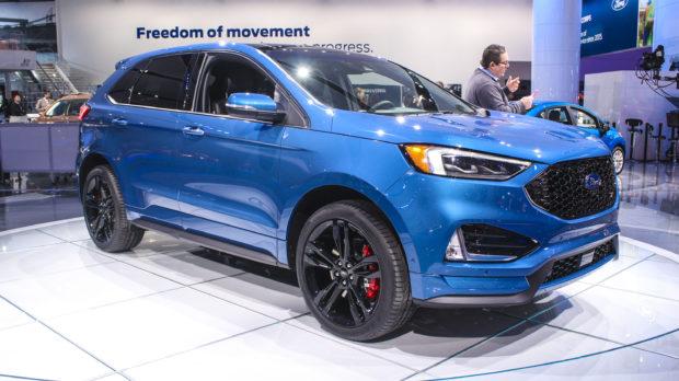 versoes-ford-edge-st-e1551734410430 Nova Ford Edge ST - Preço, Fotos, Ficha Técnica 2019