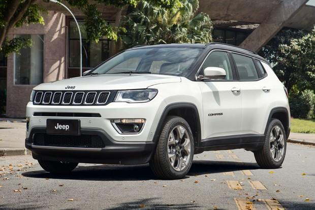 Novo Jeep Compass 0km - Preço, Cores, Fotos | 2018 2019