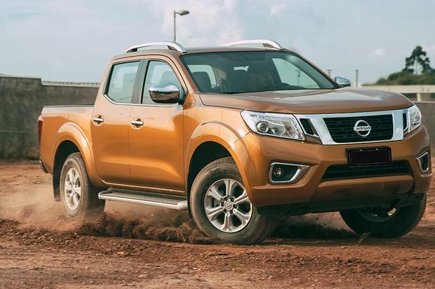 versoes-nissan-frontier-s Nova Nissan Frontier S - Preço, Fotos, Ficha Técnica 2019