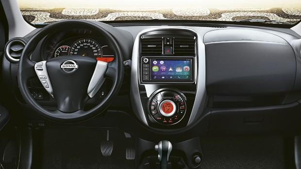 versoes-nissan-march-pcd Nissan March PCD - Preço, Desconto, Versões, Fotos 2019