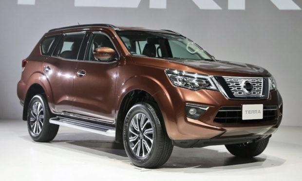 versoes-nissan-terra-e1551647988707 Nova Nissan Terra - Preço, Fotos, Ficha Técnica 2019