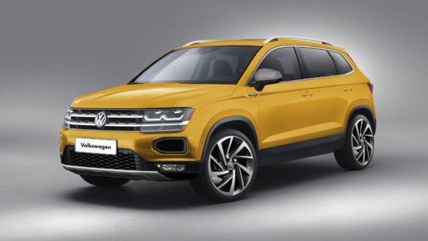 versoes-volkswagen-tarek-1-e1551646178124 Novo Volkswagen Tarek - Preço, Fotos, Ficha Técnica 2019